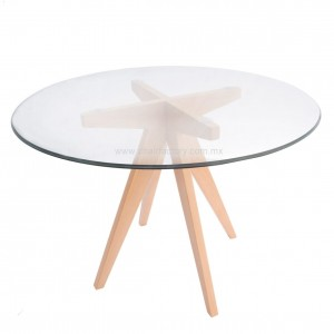 mesa kamil cristal